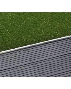 2.7m Aluminium Edge Trim
